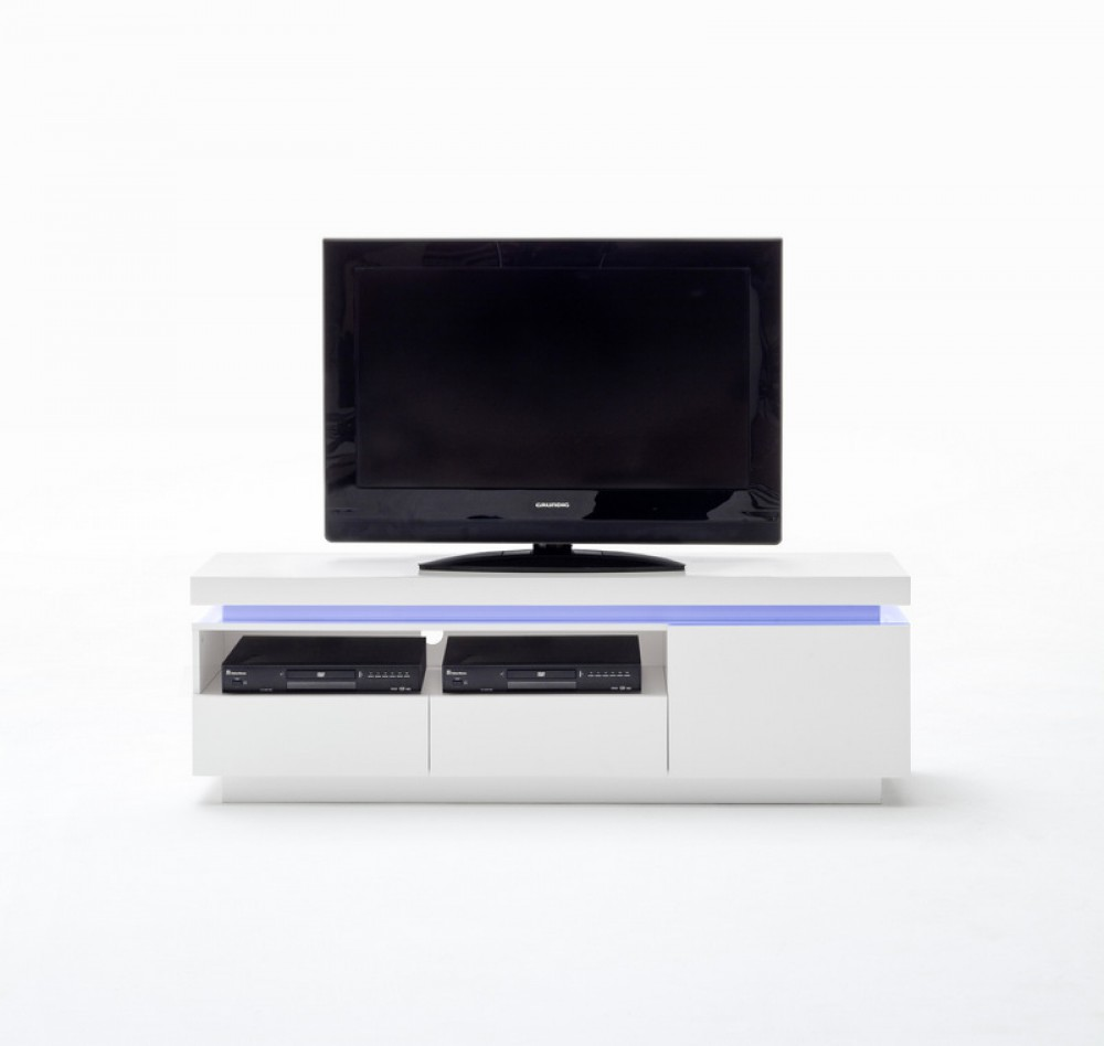 Tv Lowboard Industriedesign Tv Kommode Wei Hochglanz Top Lowboard Wei Hochglanz Sideboard Tv