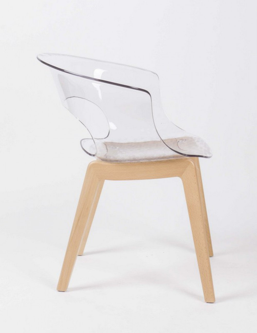 Stuhl Durchsichtig Transparent Stuhl Finest Amazing Polyamide Chair Nature In