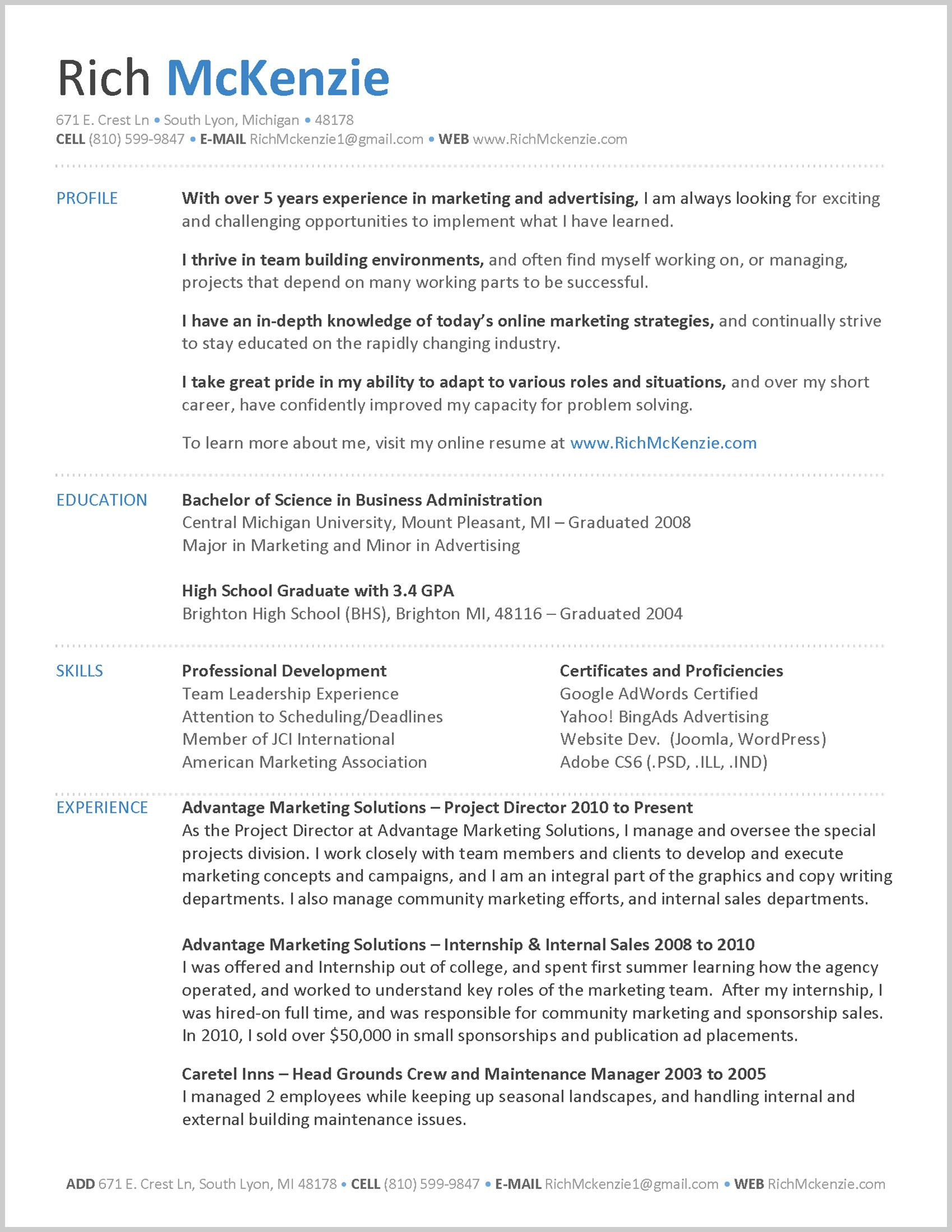 what do i put on my resume resume examples my first resume resume