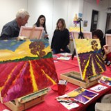 Adult Art School Classes