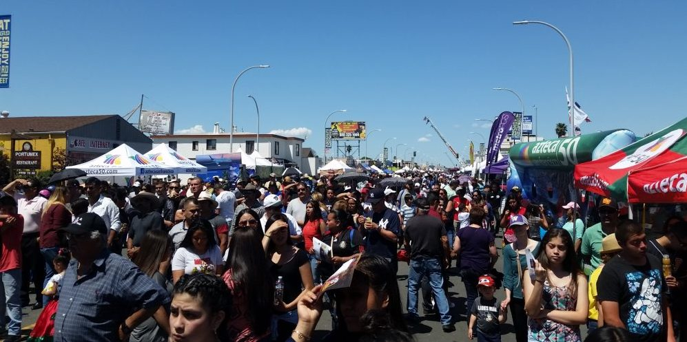 Richmond hosts yet another fun and peaceful Cinco de Mayo festival