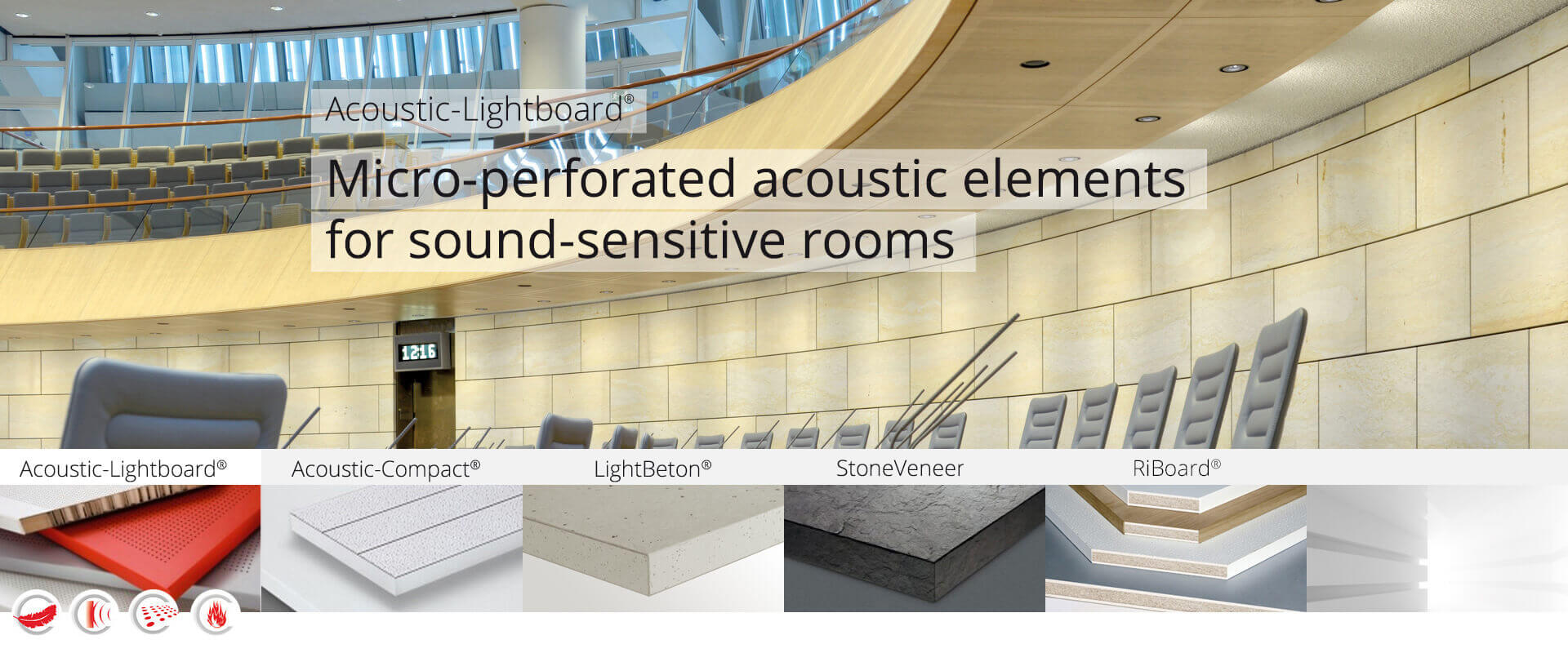 Akustik Design Richter Akustik Design Fire Protection Acoustics And Design