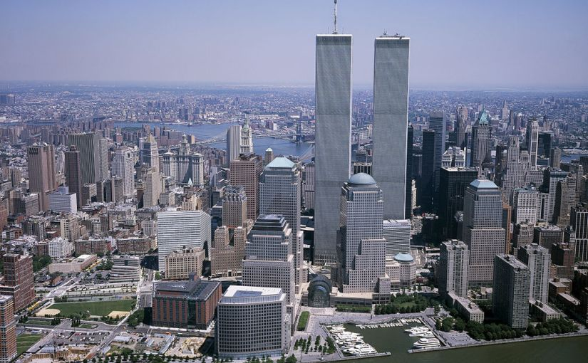 In Remembrance of 2001/09/11