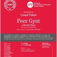 [Théâtre - Critique] Peer Gynt d'Henrik Ibsen par Eric Ruf