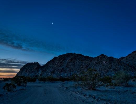moon over cahuilla