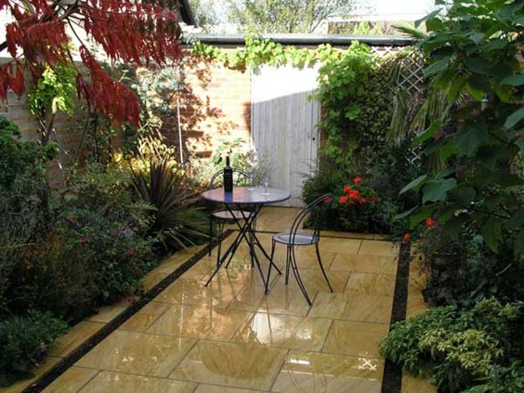 Small Garden Landscape Design Ideas Small Courtyard Landscaping Ideas For Modern Design