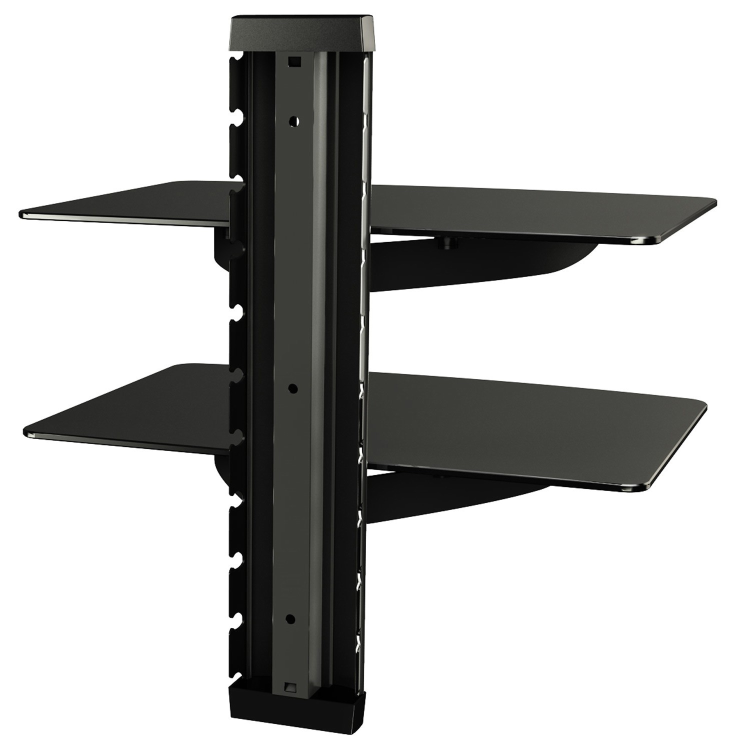 Wandregal Hifi Glasregal Hifi Wandregal Wandboard Hi Fi Regal Dvd Wand 11179