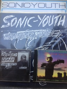 Early Sonic Youth