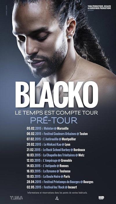 BlackoTour