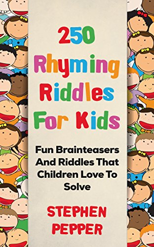 Book Riddles Riddles For Kids