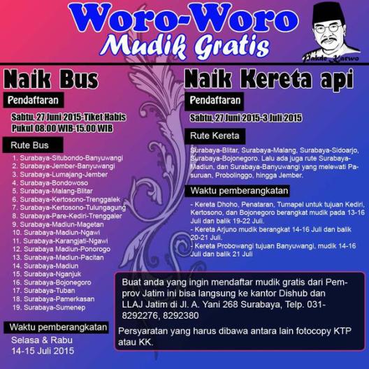 Image Result For Info Mudik Ngawi