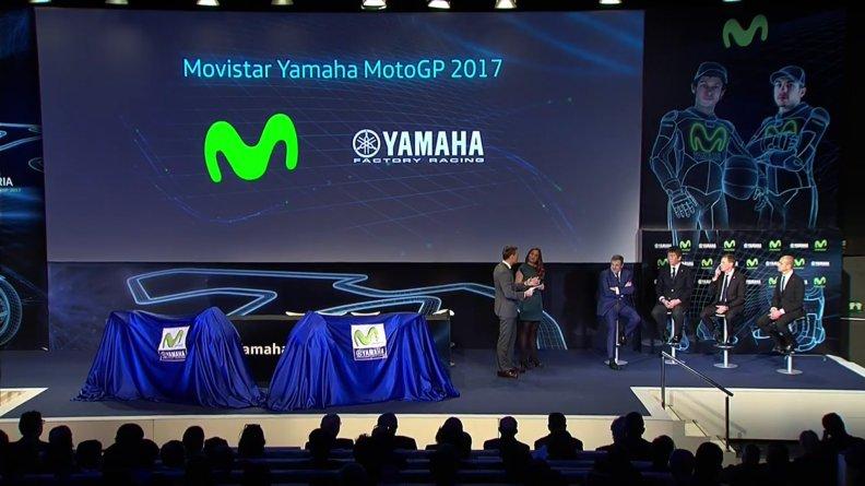 Yamaha MotoGP Launching