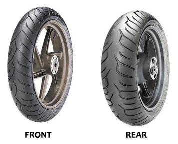 Pirelli Diablo Strada Ems Motorcycle Tires Review