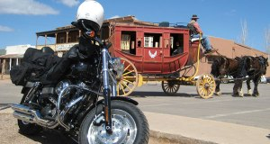 Arizona Motorcycle Rides: Tombstone, Arizona