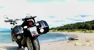 Michigan Motorcycle Rides: Lake Michigan