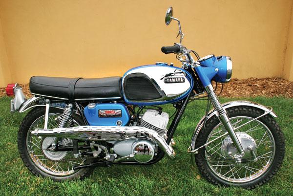 Rider Magazine Retrospective Yamaha Ym2c Big Bear 305 Scrambler 1967 Rider Magazine