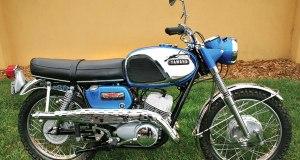 Year/model: 1967 Yamaha YM2C Big Bear 305. Owner: Jeff Williams, Los Osos, California.