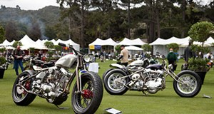 Quail Motorcycling Gathering