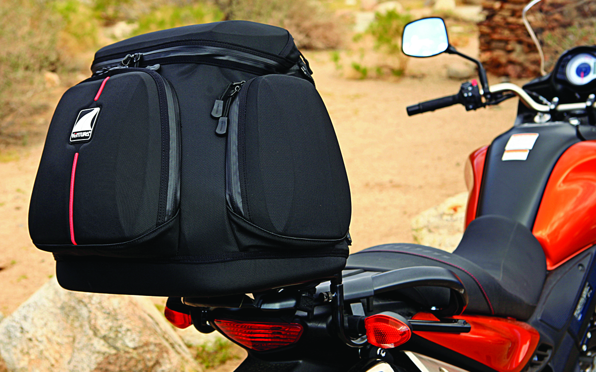 Ventura Mistral I Bike Pack Kit Review Rider Magazine