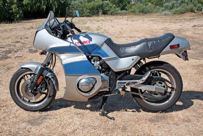 1983 suzuki gs750es by - photo #20