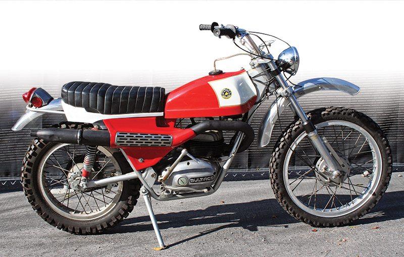 Retrospective: Bultaco Montadero 360: 1968-1972