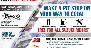 Suzuki-Pit-Stop