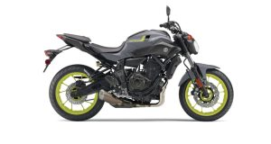 2016 Yamaha FZ-07 in Armor Gray
