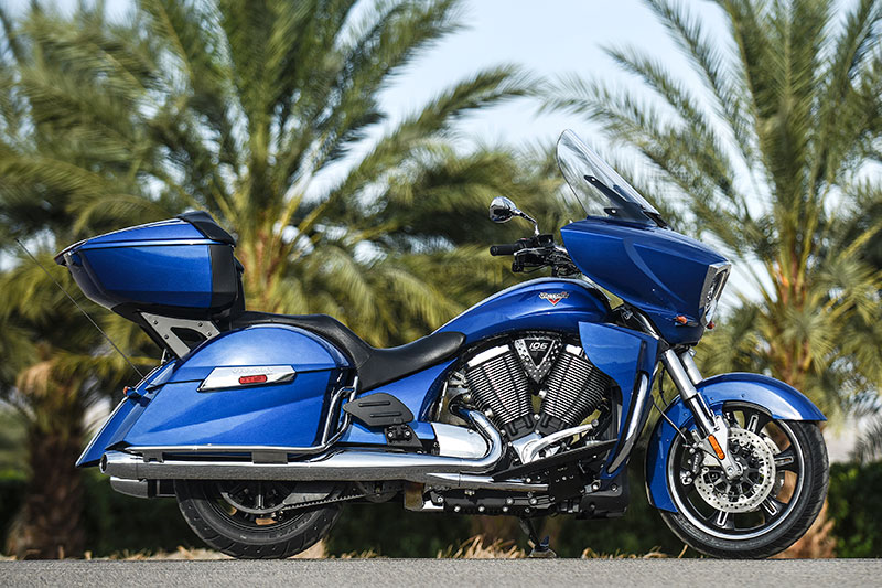 Victory Motorcycles Announces Its 2017 Lineup Rider Magazine