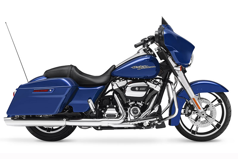 2017 Harley Davidson Milwaukee Eight Touring Bikes First
