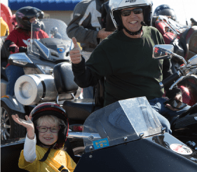 Texas Tennessee Ride For Kids Events Raise 100k Rider