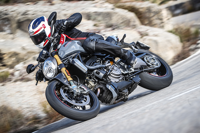 2021 Ducati Monster   First Look Review   Rider Magazine