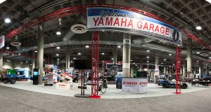 See the One Yamaha display at the 2016 LA Auto Show, from now until November 27.