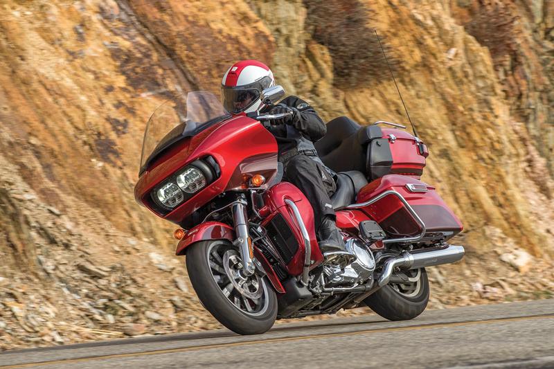 Luxury Touring Comparison Harley-Davidson vs Indian vs Yamaha