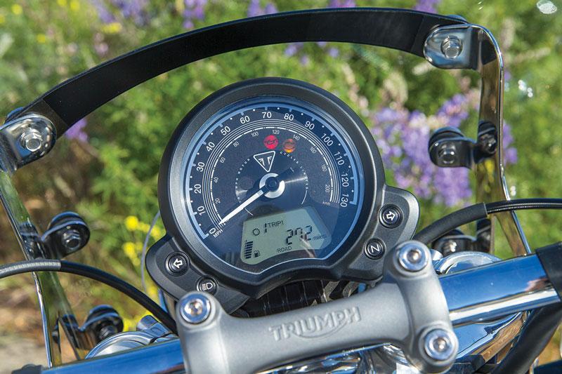 2018 Triumph Speedmaster Road Test Review