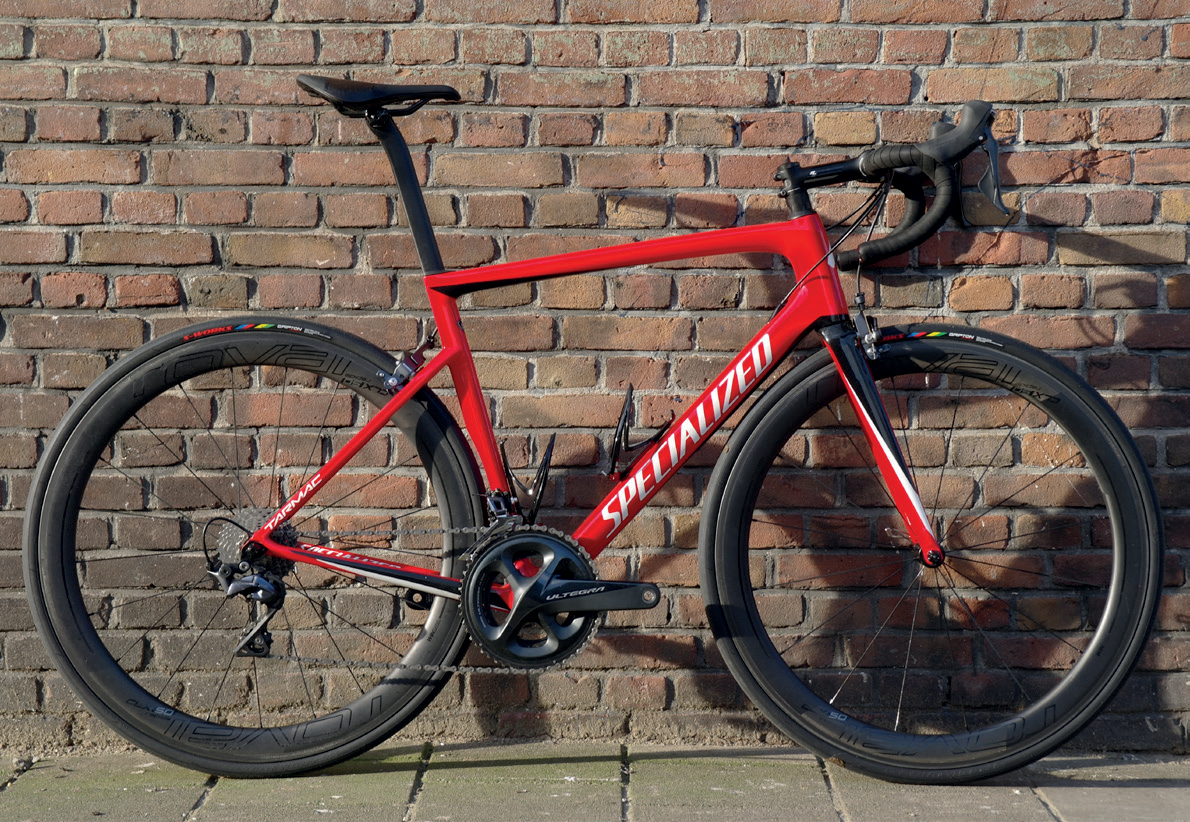 Verlichting Racefiets Test Specialized Tarmac Sl6 Expert 2019 Ridersguide