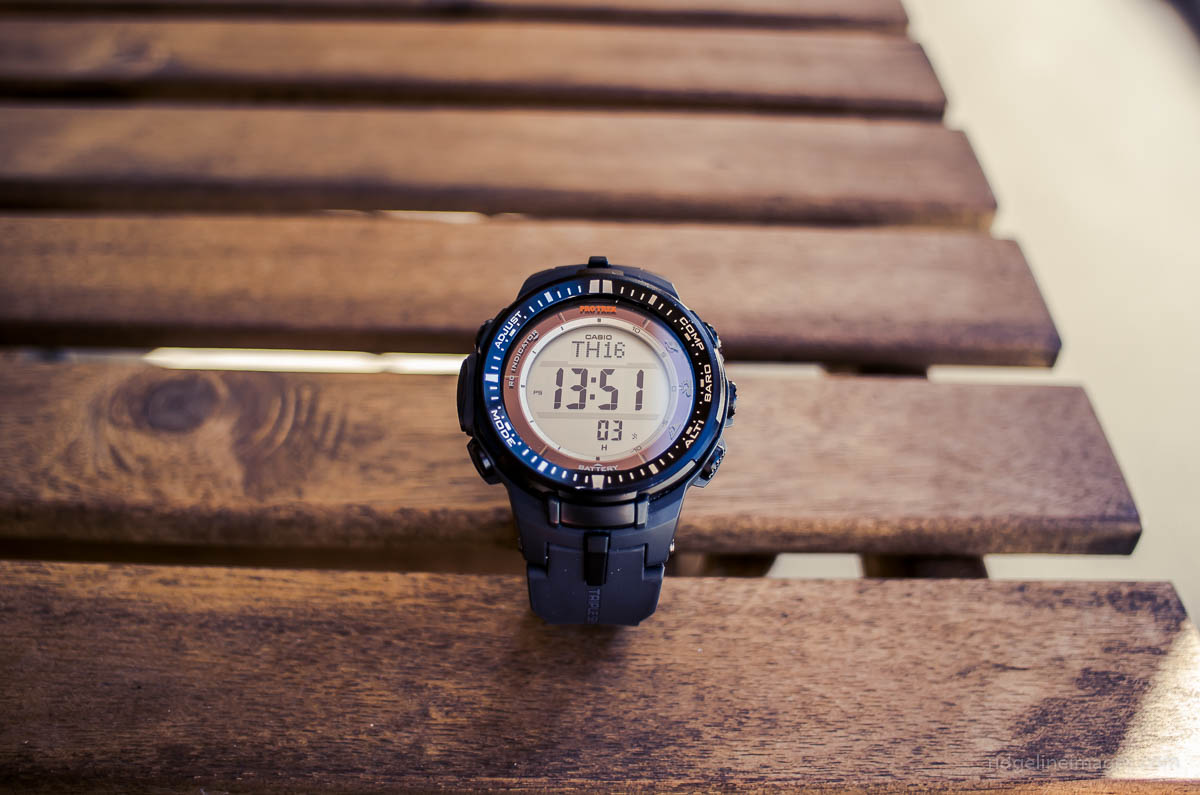 Casio Protrek PRW-3000 Watch Review