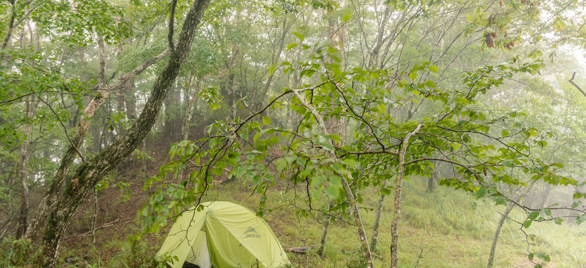 Wild Camping 15 Essential Tips