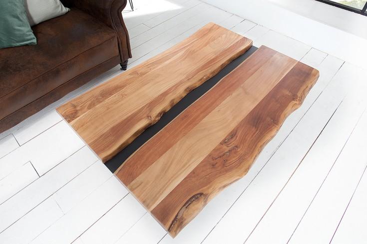 Tischplatte massivholz baumkante  Tischplatte Massivholz Baumkante Akazie