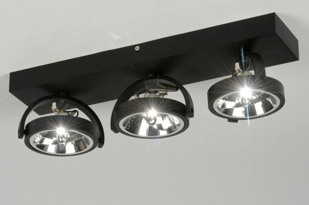 Led Inbouwspots Buiten Spot 72037: Modern, Design, Industrie, Look