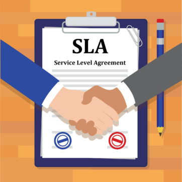 Is your Service Level Agreement (SLA) this strong? Rievent