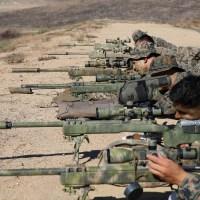 USMC M40A5 Build-Part 2: Lug slotting the receiver
