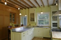 exposed beams in ceiling joists | Right Arm Construction ...