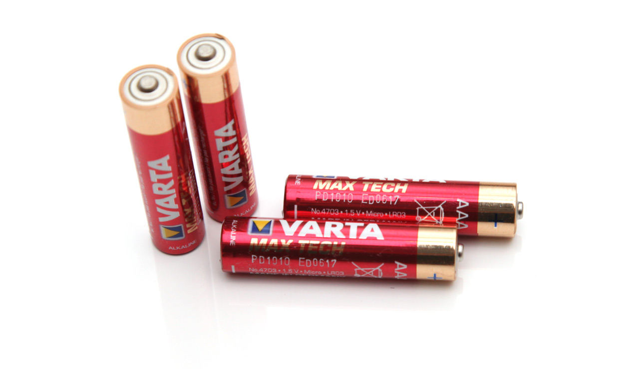 Aaa Battery 4 Rightbattery Com - Batterie Aaa