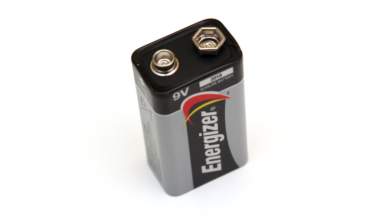 9 Volt Batterie 9v Alkaline Battery Rightbattery