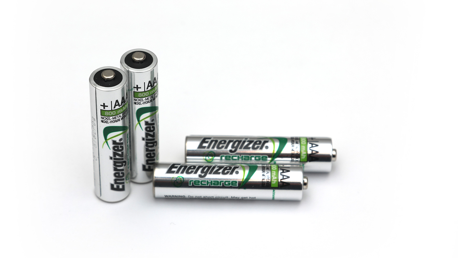 Accu Rechargeable 1 2v Aaa 800 Mah Energizer Accu Recharge Extreme Nimh Battery