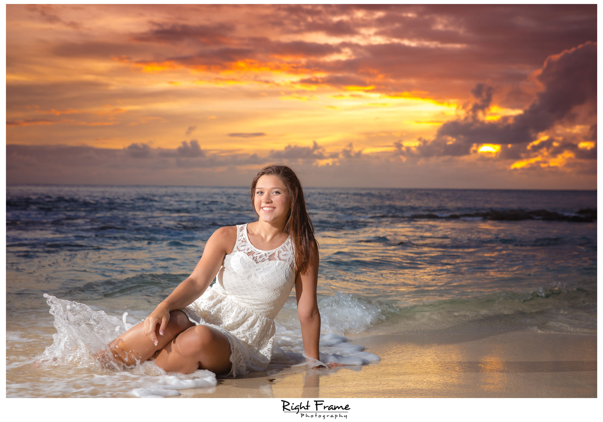Beach Pics Ideas Senior Portraits In Hawaii Macy By Right Frame Photography