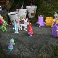 Building a Fairy Garden