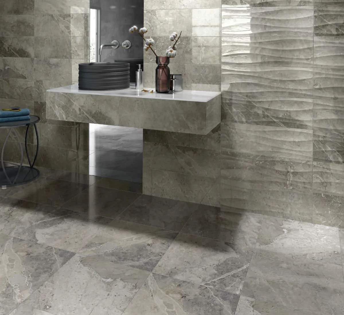 Scarlett Grey Wall Right Price Tiles