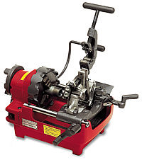 Rothenberger Pipe Threading Machine Model 1S