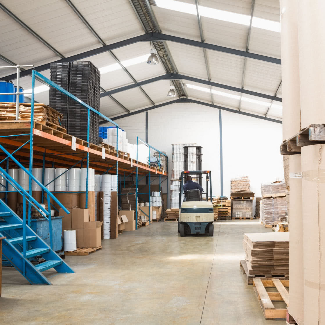 Warehouse Designer Office Warehouse Rig Tech Steel Structures